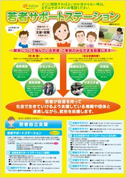 福岡県若者就労サポートマップ