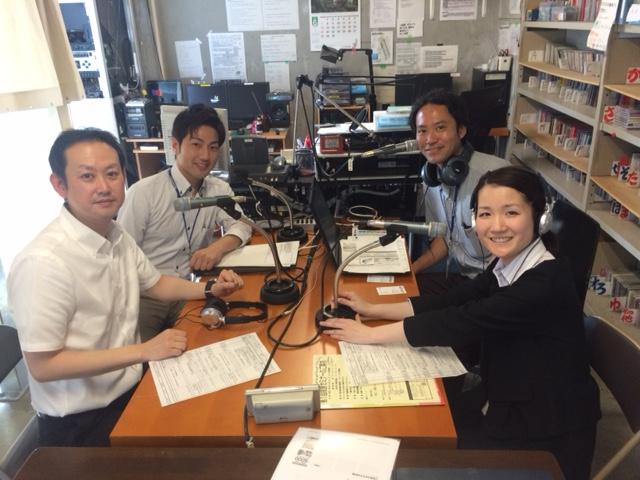 FMヒビキ(6月4日)岩崎
