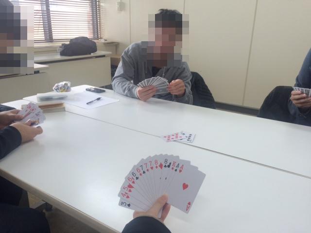 3月18日行橋交流会(大富豪)