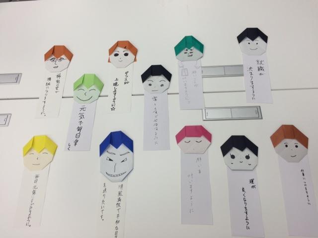 6月25日交流会(七夕飾りつくり⑤)